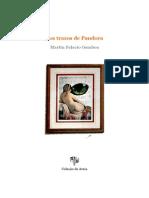 Los trazos de Pandora, Martín Palacio Gamboa