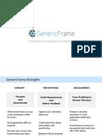 GenericFrame Prototyping Tool
