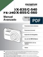 CÁMARA DIGITAL OLYMPUS FE 320