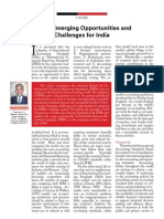 IFRS-Opportunities & Challenges for India
