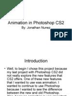 Animation in Photoshop CS2