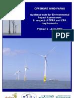 Windfarm Guidance
