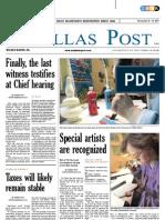 The Dallas Post 11-06-2011