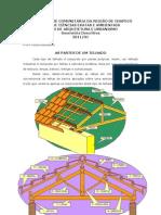 As Partes de Um Telhado