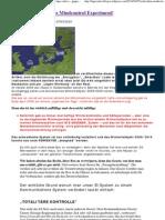 Strahlenfolter - Schwedens Landweites Mind Control Experiment