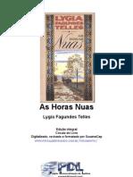 b64545467d Lygia Fagundes Telles - As Horas Nuas