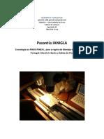 Cronología en PINUS PINEA L. para a región de Alentejo Central e Litoral, Portugal