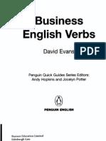 Penguin Books - Business English Verbs