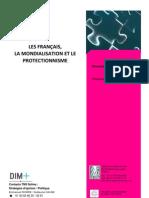 Les Français et la mondialisation - Résul