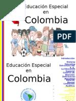 Educación Especial en Colombia