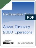 Activ Directory 2008