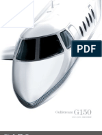 G150 Specifications Sheet
