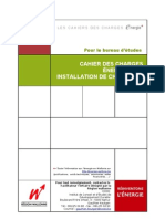 CdC BE Chauffage - Energieplus-Lesite.be