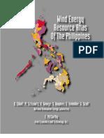 Wind Energy Resource Atlas of the Philippines