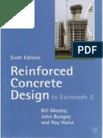 Eurocode 2 Reinforced Concrete Design to Eurocode 2 2007