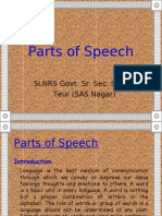 Parts of Speech_Teur