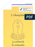 Caverna_antepasados de Lobsang Rampa