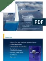 Simulator Upset and Recovery Training_Philip Adrian