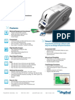 NISCA Smart Printer Fluer