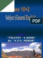 Tolstoy's Home Sohian Khurd Amritsar