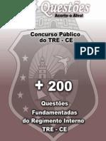 031_DEMO DA APOSTILA  DO  REG. INT. TRE-CEARÁ