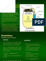 How to Make Bio Fertilizer