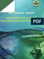 58361060 JAWI Mengiktiraf Manhaj Salaf