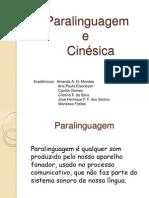 Paralinguagem