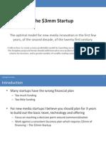 3mm Startup