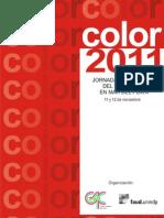 ColorMDP2011 Programa (actualizado al 6/11/11)