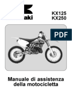 Manuale - Kx125m7f Italian eBook
