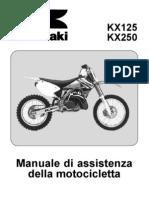 Manuale - Kx125m7f Italian eBook