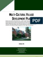 Multi-Cultural Village Bus Plan Sept 16