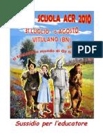 Sussidio Campo Scuola ACR Il Mago Di Oz