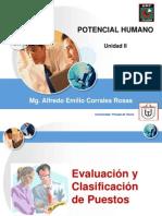 Clases Potencial Humano Unidad II