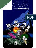Long Halloween N° 01