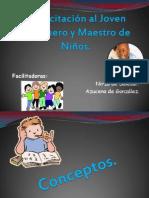 Capacitación al Joven Misionero y Maestro de Niños