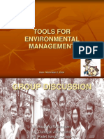 THEN 2 Tools for Environment