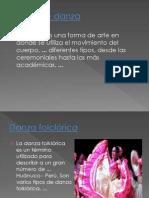 Tipos de Danza de Wiki