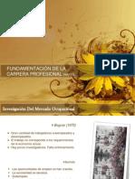 FUNDAMENTACIÓN DE LA CARRERA PROFESIONAL