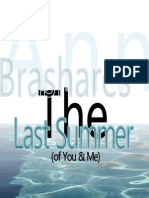 The Last Summer of You Me