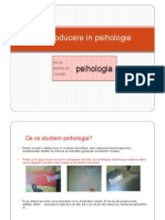 1.Introducere in Psihologie