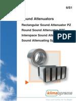 6S1 Sound Attenuators