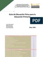 Guia Educacion Fisica Primaria