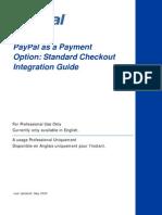 PP_OptionStandardCheckout_IntegrationGuide