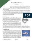 Fluxgate Magnetometer Cct