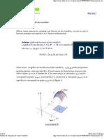 Gráfica de Funciones de varias variables