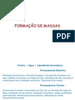 Aula 5 Forma+º+úo de massas