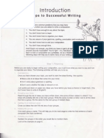 Steps to Successful Writing FULL DOCUMENT