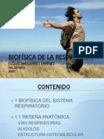 Biofisica de La Respiracion